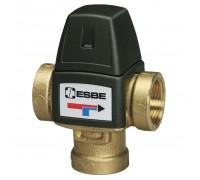 """Клапан термост. VTA321 (DN20,Kvs1.6,PN10,ВР 3/4"""",35-60°C,ГВ-ТП-СО-ТН)"""