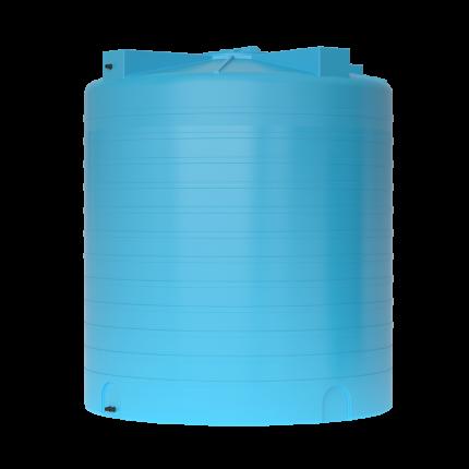 Бак для воды пластиковый ATV 5000 (синий)