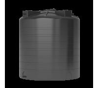 Бак для воды пластиковый ATV-1500 (черный) с поплавком