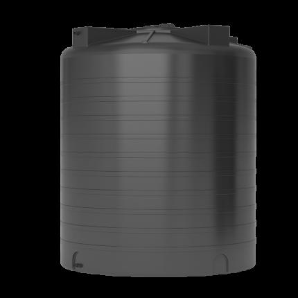 Бак для воды пластиковый ATV-3000 (черный)