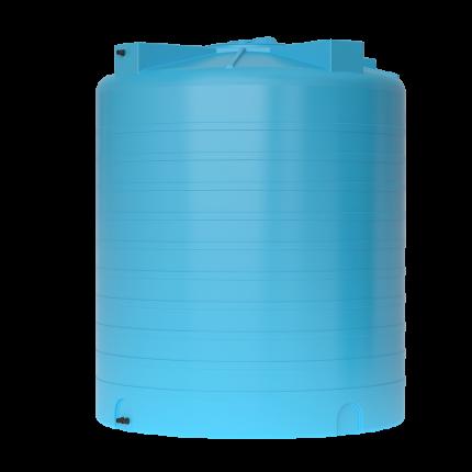Бак для воды пластиковый ATV 3000 (синий)