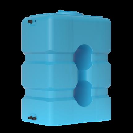 Бак для воды пластиковый ATP-800 (синий) с поплавком