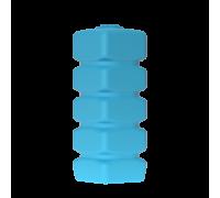 Бак для воды пластиковый Quadro W-1000 (синий) с поплавком