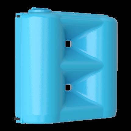 Бак для воды пластиковый Combi  W-1500 BW (сине-белый) с поплавком