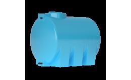 Бак для воды пластиковый ATH 1500 (синий) с поплавком