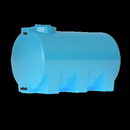 Бак для воды пластиковый ATH 1000 (синий) с поплавком
