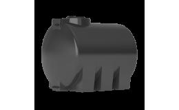 Бак для воды пластиковый ATH 1500 (черный) с поплавком