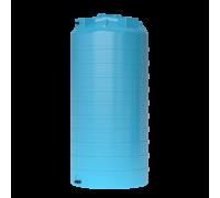 Бак для воды пластиковый ATV 750 (синий) с поплавком