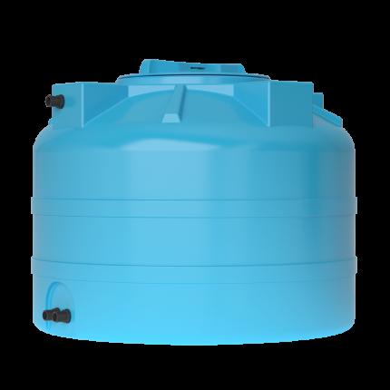 Бак для воды пластиковый ATV 200 (синий) с поплавком