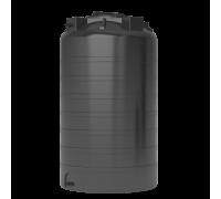 Бак для воды пластиковый ATV-500 (черный) с поплавком