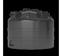 Бак для воды пластиковый ATV-200 (черный) с поплавком