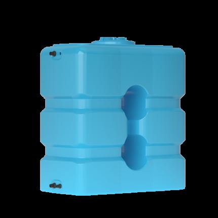 Бак для воды пластиковый ATP-1000 (синий) с поплавком