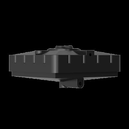 Бак для душа 240 (черный) (950х950х440)