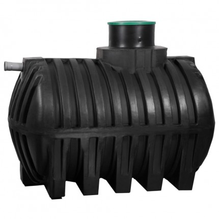 Емкость накопительная  AquaStore-5 (AS-5)-5000л черная