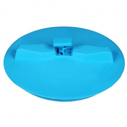 Крышка для баков D355мм синяя