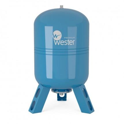 Бак мембранный для водоснабжения Wester Premium WAV100_нерж. контрфланец