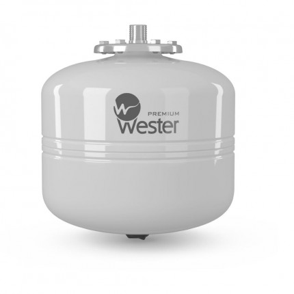 Бак мембранный для ГВС и гелиосистем Wester Premium WDV 18_нерж. контрфланец