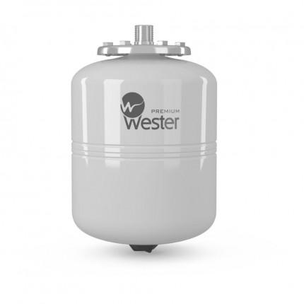 Бак мембранный для ГВС и гелиосистем Wester Premium WDV 8_нерж. контрфланец