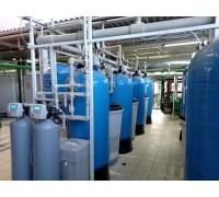 Водоподготовка для котельной 120 м3 / сутки