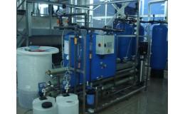 Станция водоподготовки для линий розлива воды 2 м3 / час