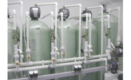 Водоподготовка для линий розлива воды 150 м3 / сутки